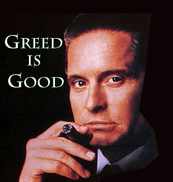 Greed is good | HABLEMOS DE TECNO TALENTO