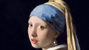 Resultado de imagen de vermeer la joven de la perla