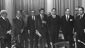 Reeditar los Pactos de La Moncloa, un objetivo imposible a día de ...