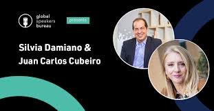Speakers of the month: Silvia Damiano & Juan Carlos Cubeiro