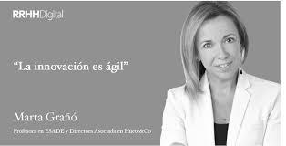 La innovación es ágil - Marta Grañó