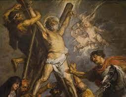 El martirio de San Andrés' de Rubens, obra invitada en el Museo ...