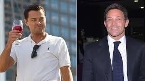 """El verdadero """"Lobo de Wall Street"""", cabreado con Leonardo DiCaprio"""