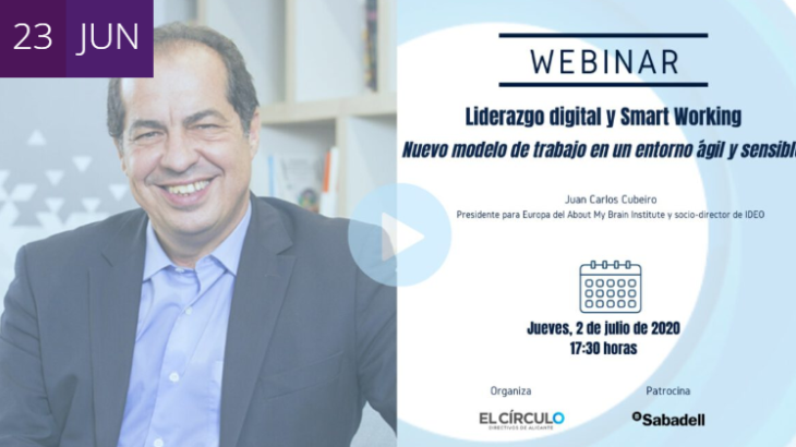 WEBINAR 'Liderazgo Digital y Smart Working