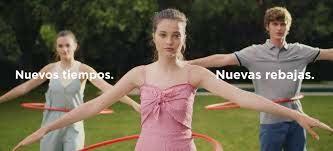 El Corte Inglés - Nuevos Tiempos. Nuevas Rebajas / New Time. New ...