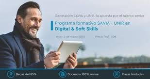 Generación SAVIA y UNIR lanzan un programa formativo para fomentar ...